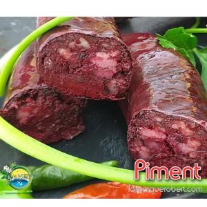 Boudin Piment