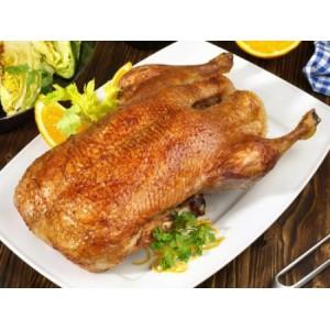 Canard fumé au feu de bois 3kg