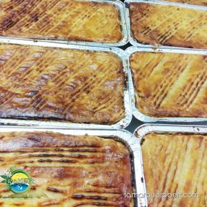 Gâteau de Patates blanches
